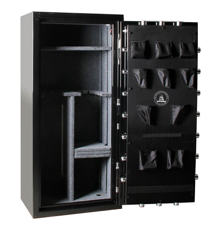 Gun Safe 4 way bolts
