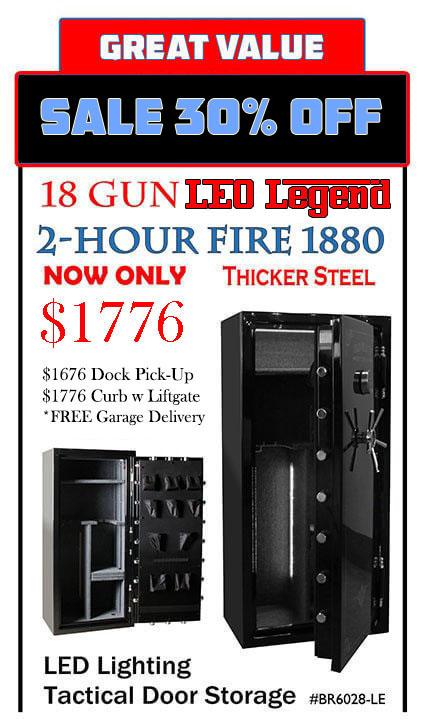 Old Glory Gun Safes - Gun Safes (877)411-3600