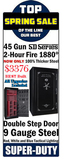 45 Gun Extra Special Super Duty Safe Sale