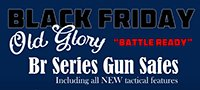 Old Glory Black Friday Gun Safe Sale