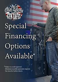 Get 0% Financing on any Gun Safe