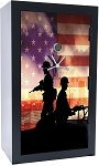 Old Glory Series #2 45 Gun 2-Hour Fire Gun Safe *As low as 12 payments of $306
