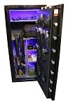 BR Series 12 Gun 2-Hour 1880 Fire Tactical Gun Safe (floor model)