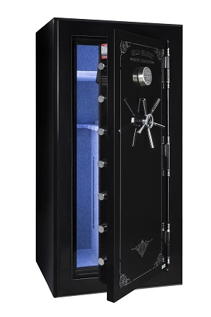 LE Legend 24 Gun 2-Hour Fire Tactical Gun Safe