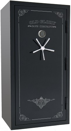 BR Series 24 Gun 2-Hour Fire Gun Safe (lightly used trade-in)